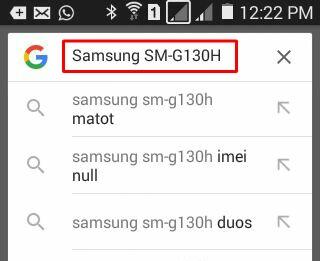 Cara Cek Tipe Hp Samsung Asli ataukah Palsu