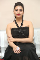 Priyanka in Sleeveless Black Slim Dress Spicy Pics ~  Exclusive 16.JPG