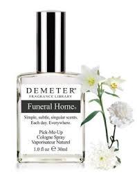 Demeter Fragrance Library parfum unik dengan aroma bau rumah duka