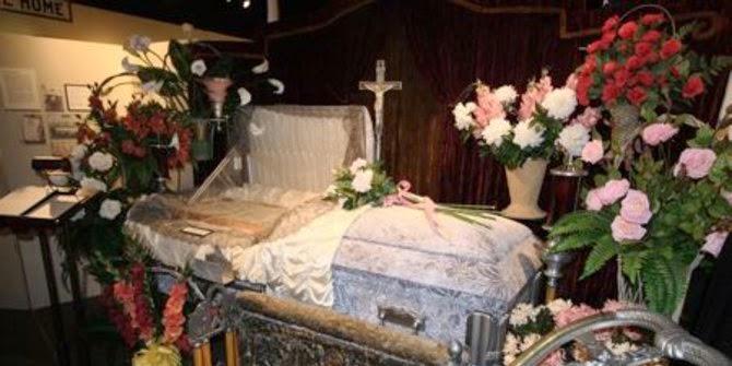 Museum Kematian Los Angeles.