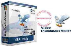 Download Video Thumbnails Maker 3.0 With Key