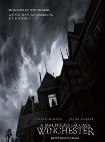 A Maldição da Casa Winchester Dublado Online