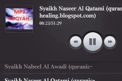 Aplikasi Android Ruqyah Audio MP3 Terbaik
