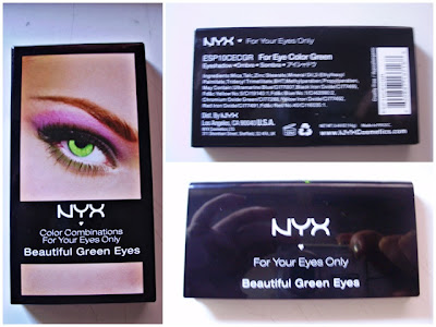 For your eyes only nyx