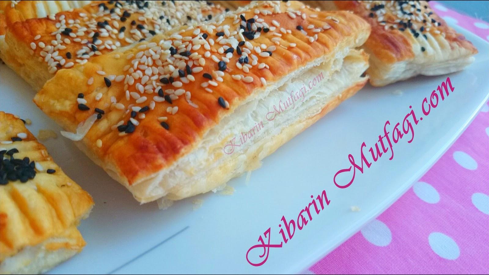 Simit Tadında Peynirli Poğaça Tarifi Videosu