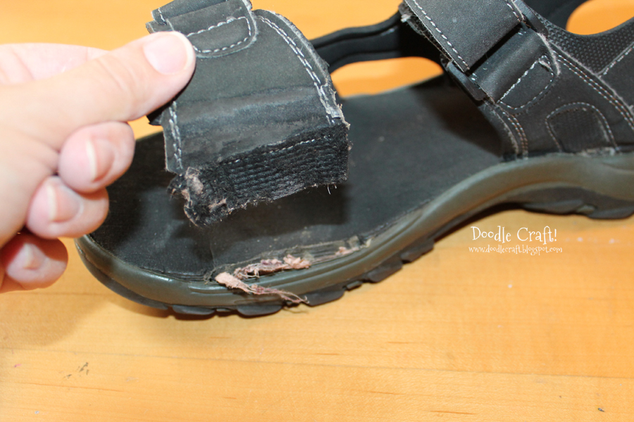 Fix Torn Leather Shoes