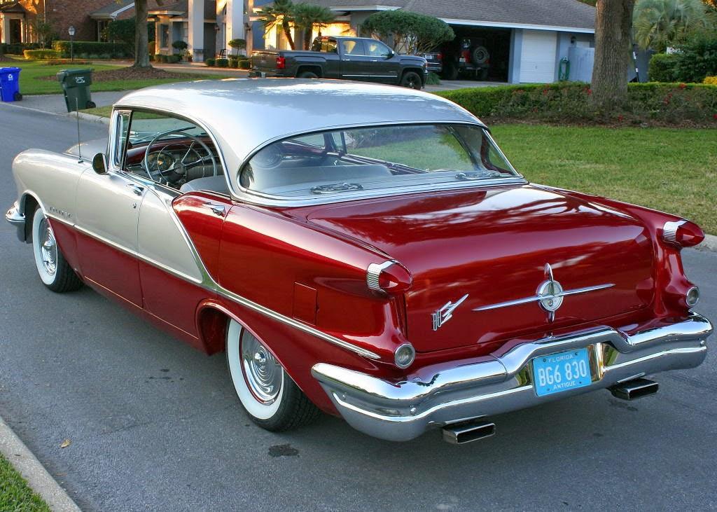All American Classic Cars: 1956 Oldsmobile Super 88 4-Door ...