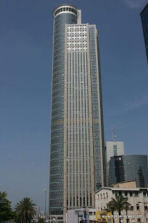Israel in photos: Moshe Aviv Tower (Ramat Gan)