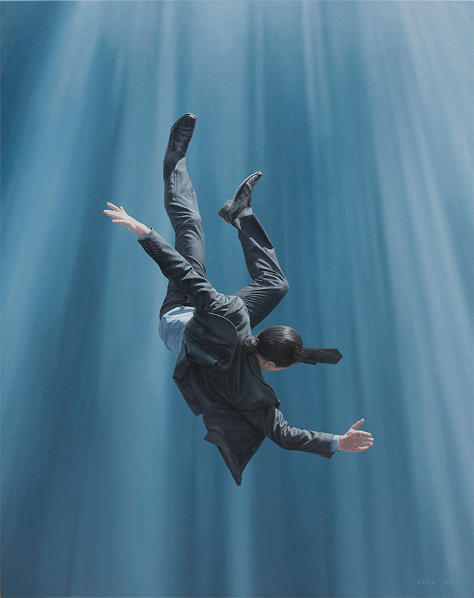 10-Transcend-Blue-Joel-Rea-Surreal-Emotions-Painted-on-Canvas-www-designstack-co
