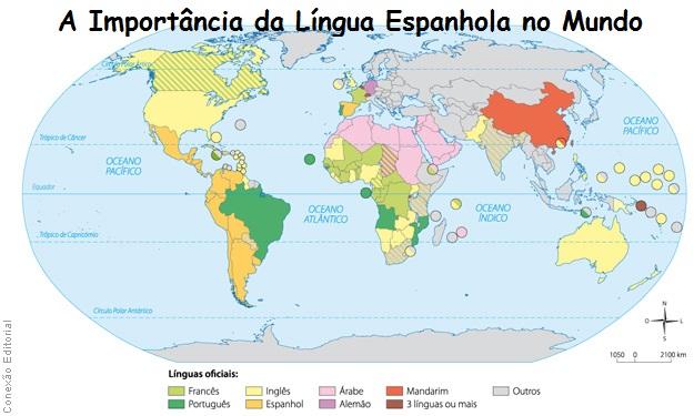 A Importância da Língua Espanhola no Mundo