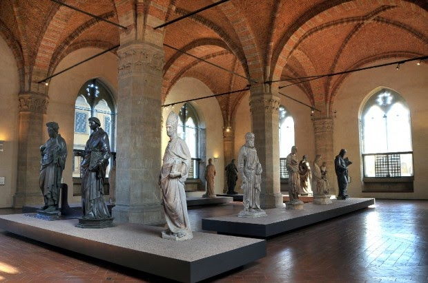 Museo Orsanmichele em Florença