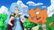 Capitulo 39 Temporada 16: ¡Un Pokémon de diferente color!