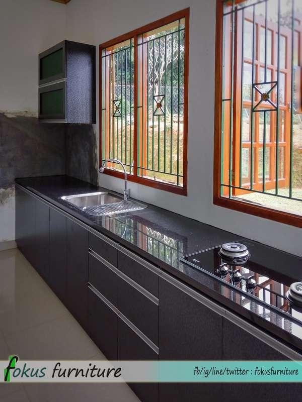 Kitchen Set Minimalis Bogor Furniture Kitchen Set Minimalis Lemari Pakaian Jakarta Harga Murah Permeter