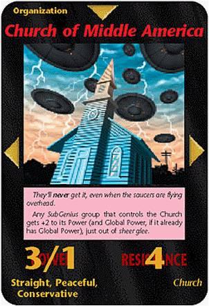 Naipe+OVNI+IGLESIA+DEL+MEDIO+OESTE - Cartas illuminati significado de cada una
