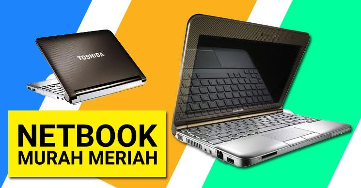 Laptop Murah Meriah Untuk Ngeblog