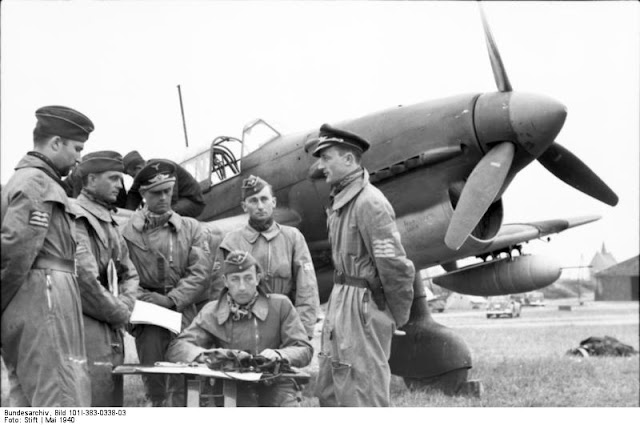 19 May 1940  worldwartwo.filminspector.com Junkers Ju 87 Arras France