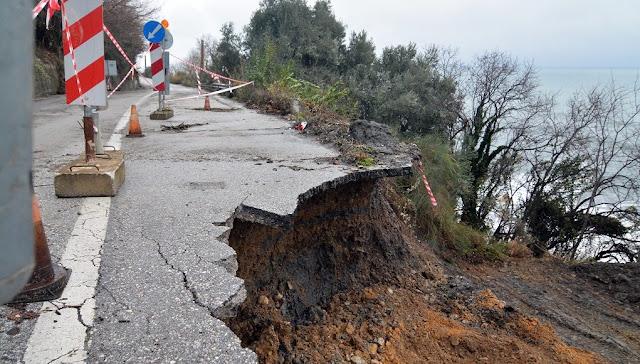200.000 ευρώ στο Δήμο Ν. Σκουφά για την αποκατάσταση ζημιών από την κακοκαιρία