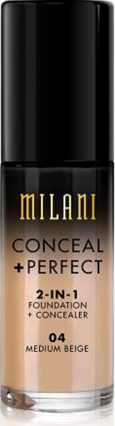 Beauty: Milani Conceal and Perfect 2 in 1 Foundation Shade