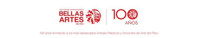 Logo Escuela Nacional Superior Autónoma de Bellas Artes del Perú