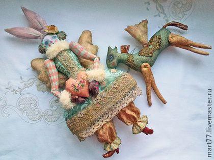 artystyczne lale szmaciane