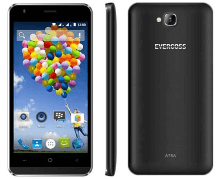 Download Firmware Evercoss A75A