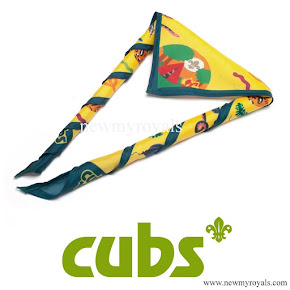 Kate Middleton Cubs100 Official Adult Scarf