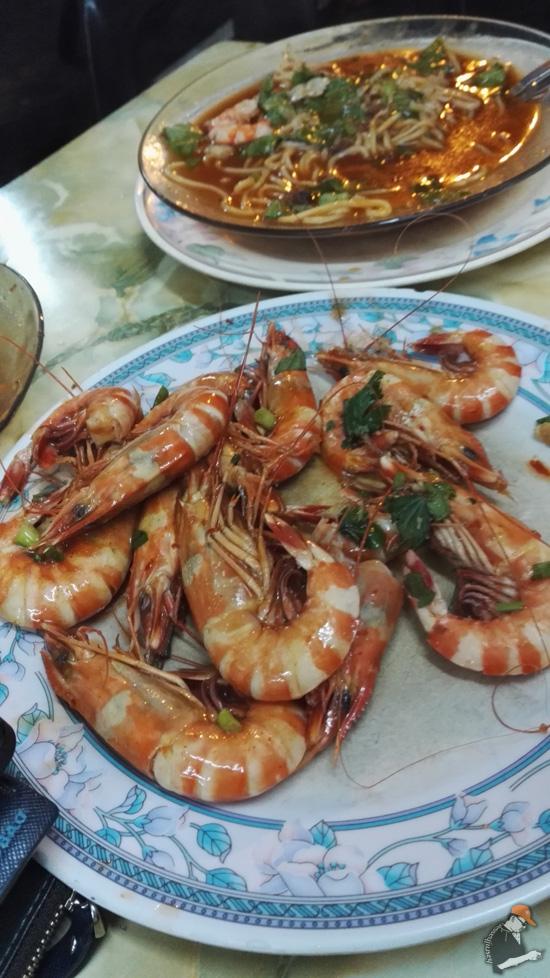 Mee Udang Restoran Dayang