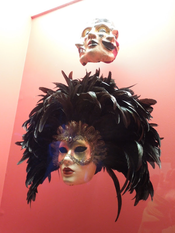 Eyes Wide Shut Venetian masks