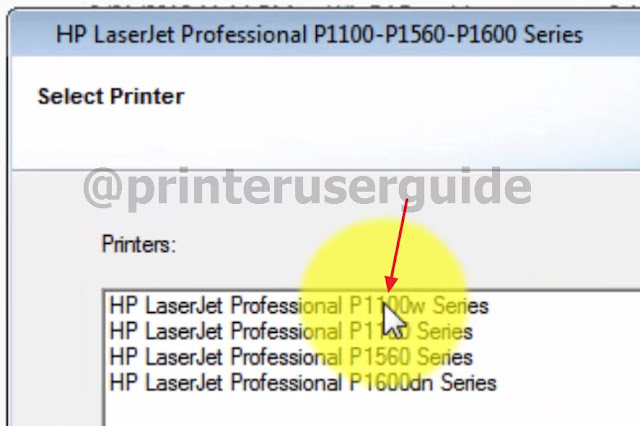 instal printer hp laserjet p1102