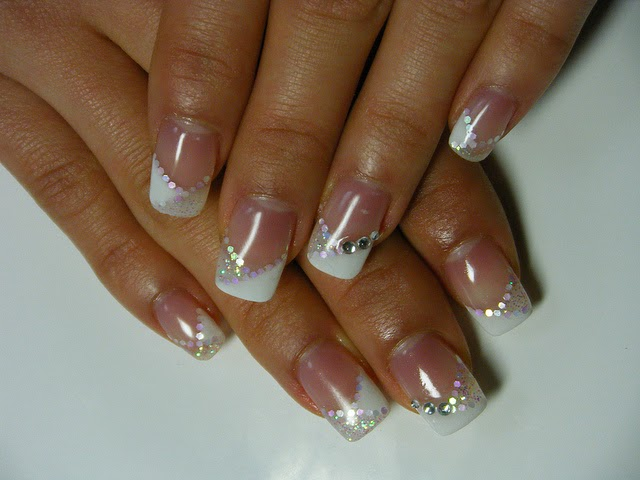 spesso Gel Nails French Manicure Designs Choice Image - Nail Art and Nail  MX44