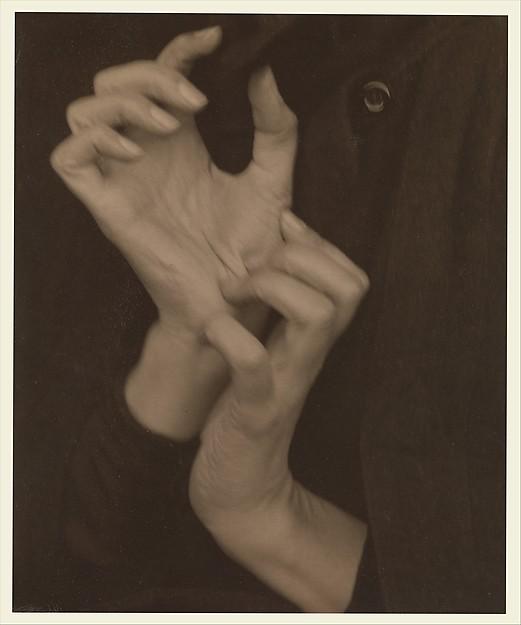 Foto Alfred Stieglitz Georgia O'Keeffe (Hands) foto paling mahal di dunia berharga miliyaran