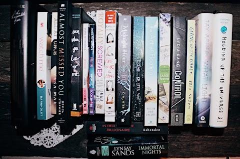 December Book Haul: