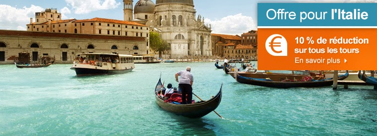 Tops 10 des activités à Venise