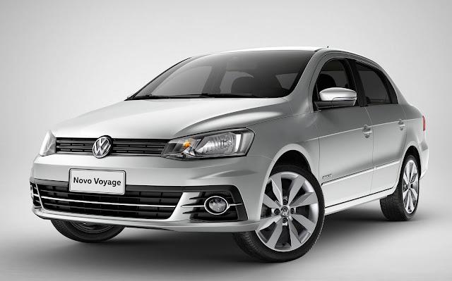Volkswagen retira versões do Gol e Voyage