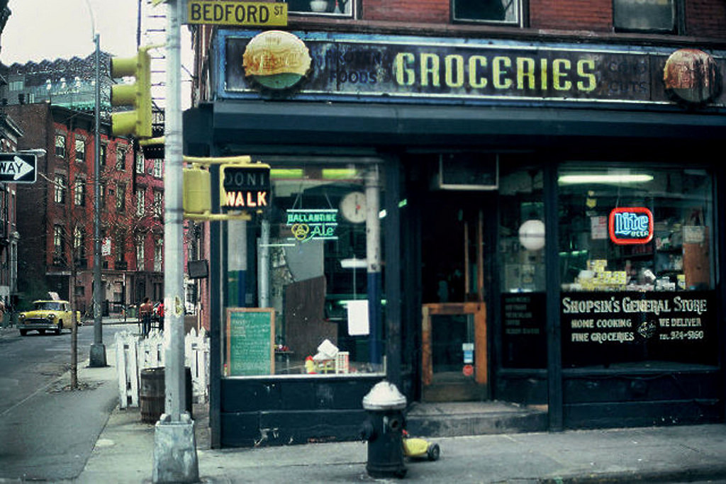 Street Scenes Of New York City In The 1970s Vintage Everyday