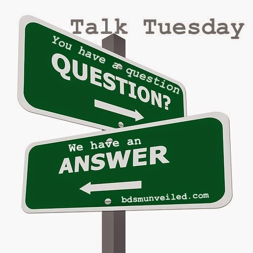 BDSM Unveiled Talk Tuesday - BDSM Relationships