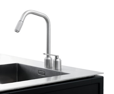 Industrial Kitchen Sink Faucet