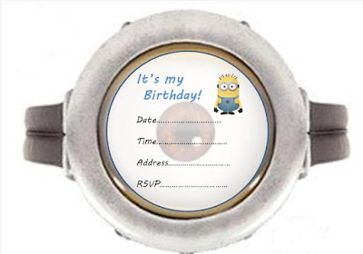 minions party pack printables