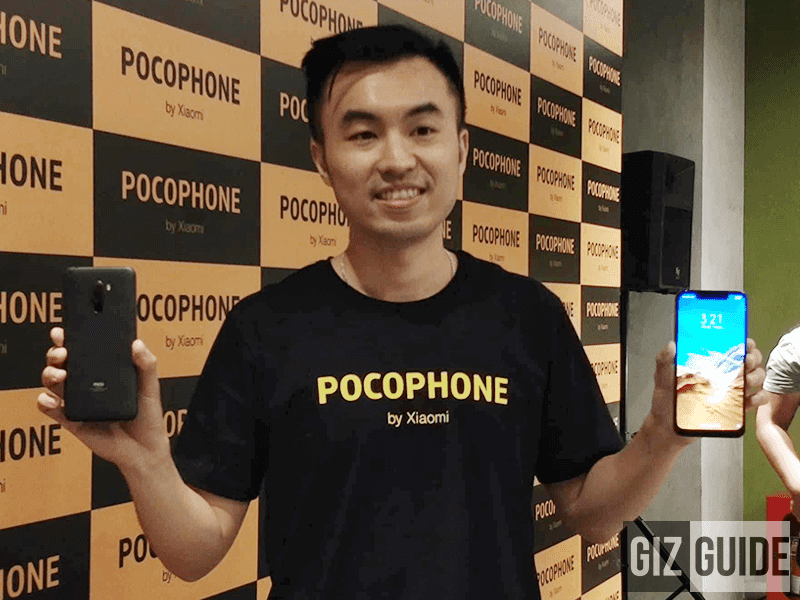 """POCOPHONE: We used the """"best materials"""" to make the F1"""