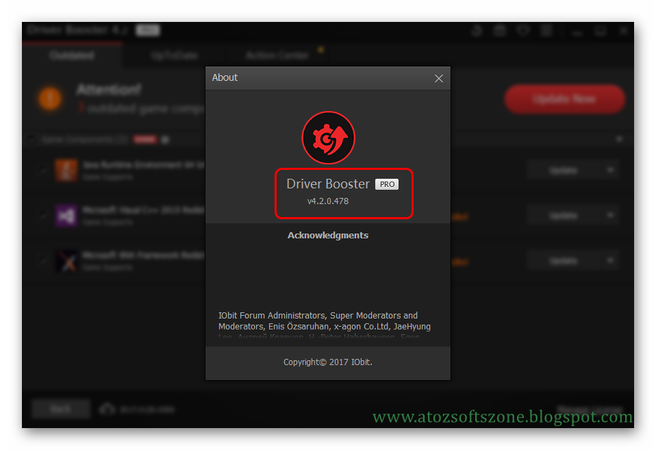 iobit driver booster safe