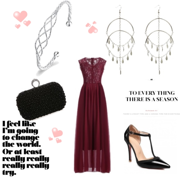długa sukiena