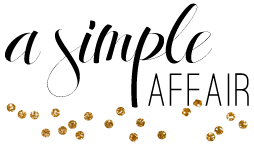 a simple affair