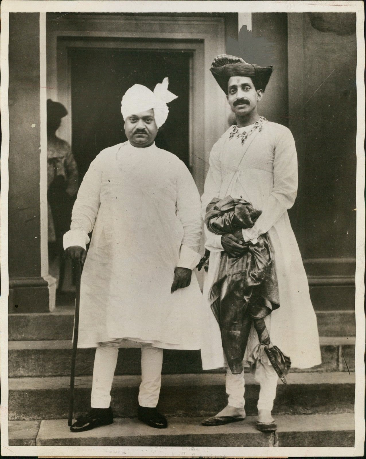 Maharaja of Indore Tukojirao Holkar III