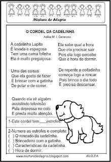 Cordel da cadelinha