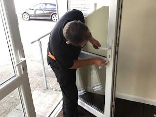 Upvc Doors Suddenly wont lock, open or shut