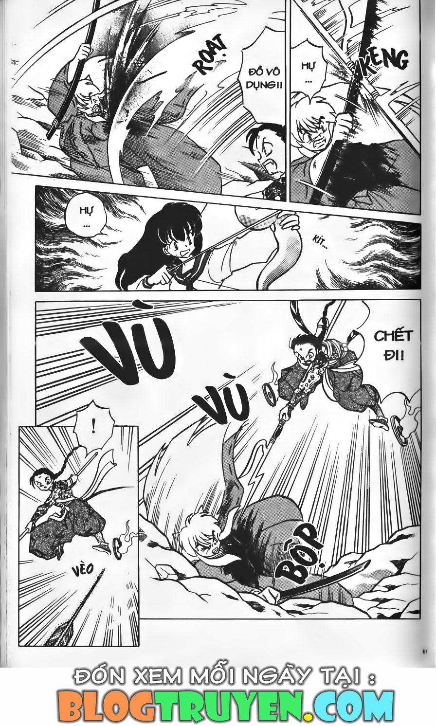 Inuyasha vol 04.5 trang 12
