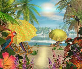 paisajes-tropicales-coloridos-modernos-cuadros