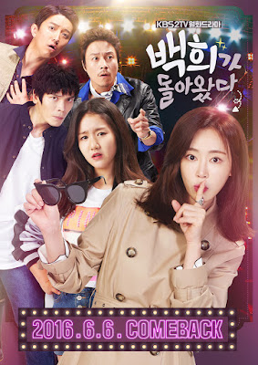 Download Drama Korea Baek-Hee Has Returned Episode 1 2 3 4 English Subtitle Indonesia, Eng Sub Indo