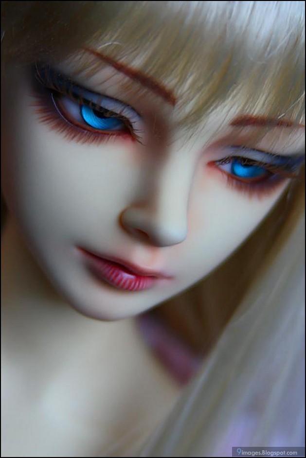 Doll Cute Girl Sad