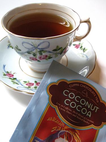 Tea With Friends: Republic of Tea's Coconut Cocoa Tea